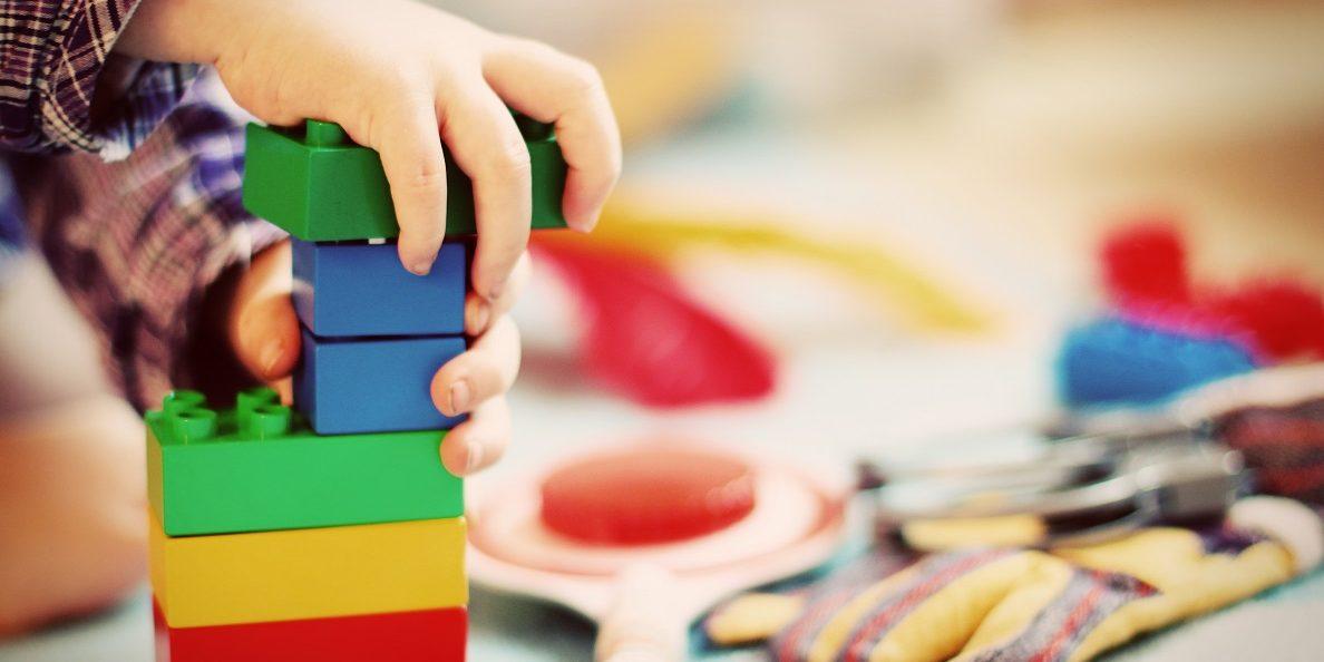 child-lego